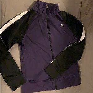 Champion Zip up warm up jacket